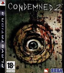 Condemned 2: Bloodshot Video Game Back Title by WonderClub