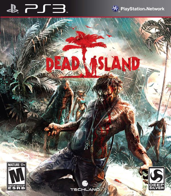 Dead Island Video Game Back Title by WonderClub