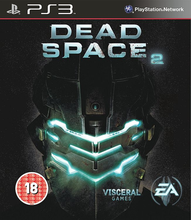 Dead Space 2 Video Game Back Title by WonderClub