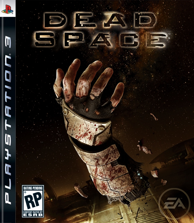 Dead Space Video Game Back Title by WonderClub