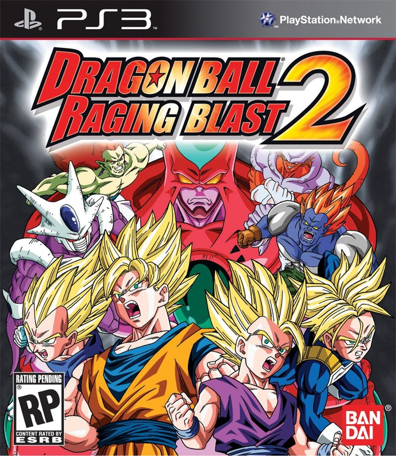 Dragon Ball: Raging Blast 2