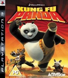 Kung Fu Panda  Video Game Back Title by WonderClub