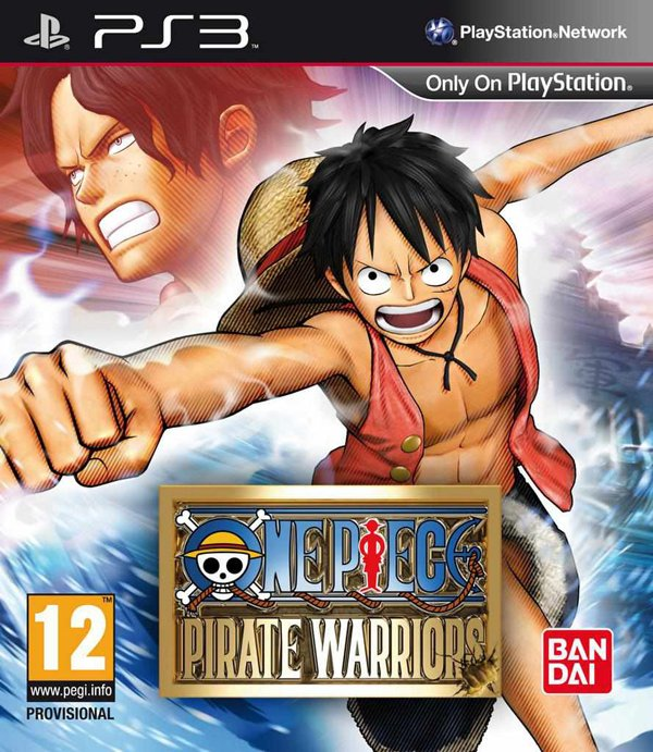 One Piece: Pirate Warriors Video Game Back Title by WonderClub
