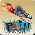 Pain  Video Game Back Title by WonderClub