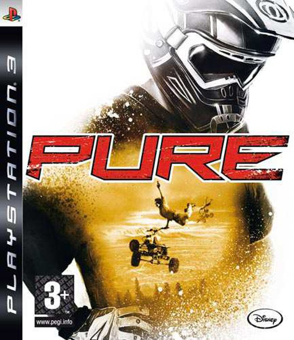 Pure Video Game Back Title by WonderClub