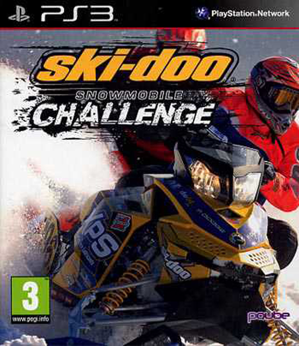 Ski-Doo: Snowmobile Challenge
