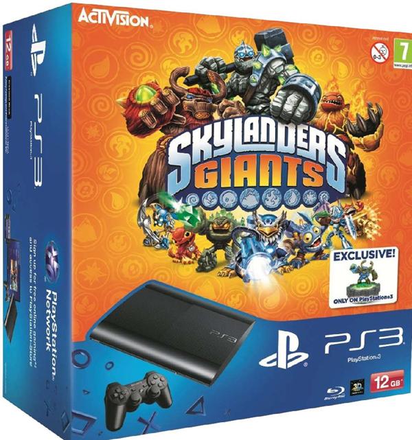 Skylanders: Giants Video Game Back Title by WonderClub