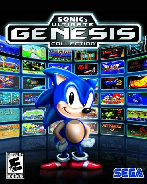 Sonic's Ultimate Genesis Collection