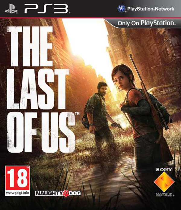 The Last Of Us Video Game Back Title by WonderClub