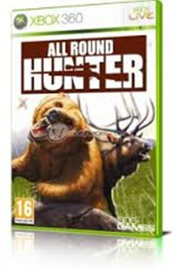 All Round Hunter Video Game Back Title by WonderClub