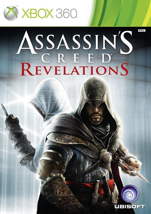 Assassin's Creed: Revelations Video Game Back Title by WonderClub