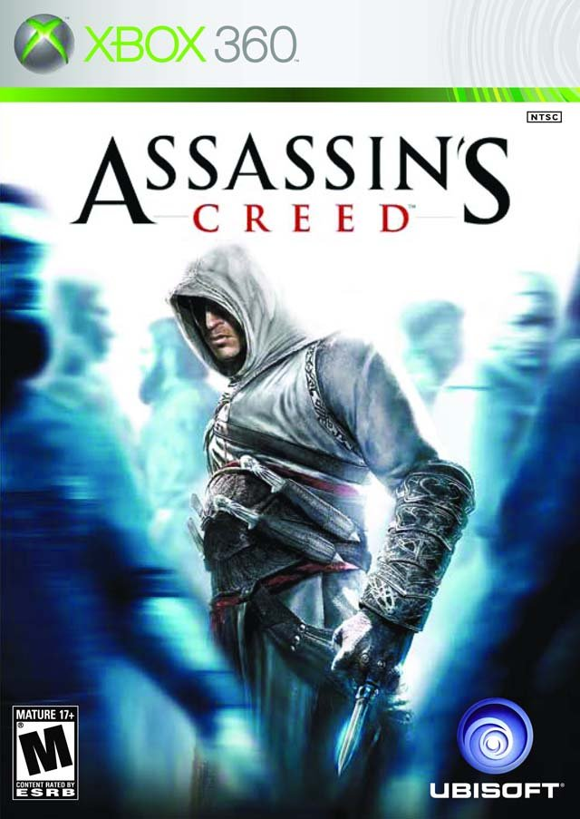 Assassin\'s Creed Video Game Back Title by WonderClub
