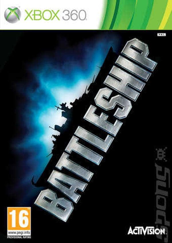 Battleship Video Game Back Title by WonderClub
