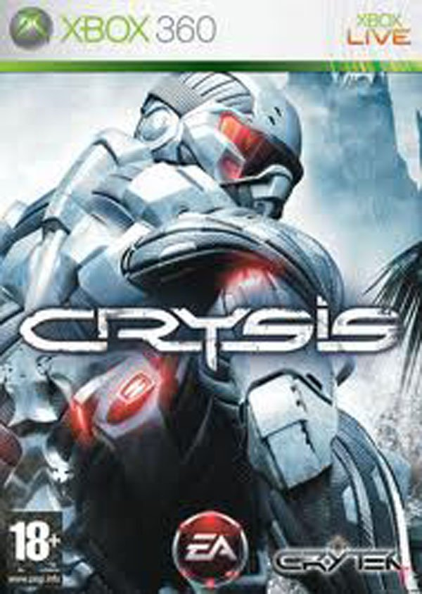 Crysis Video Game Back Title by WonderClub
