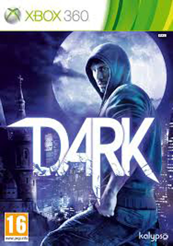 Dark Video Game Back Title by WonderClub