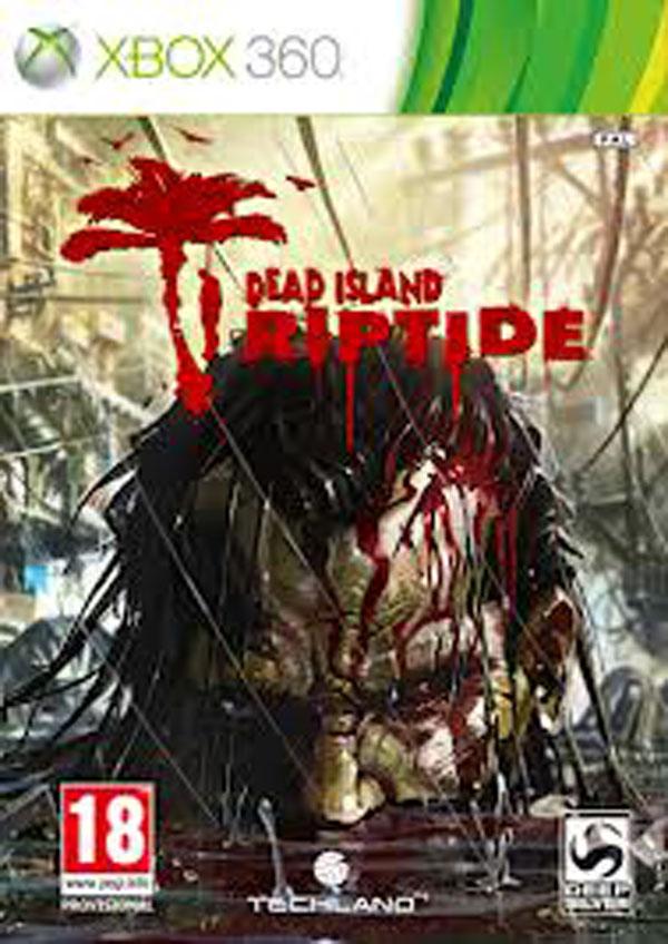 Dead Island: Riptide Video Game Back Title by WonderClub