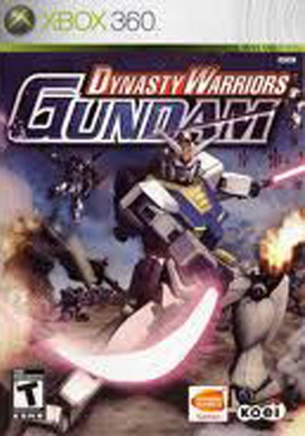 Dynasty Warriors: Gundam Video Game Back Title by WonderClub