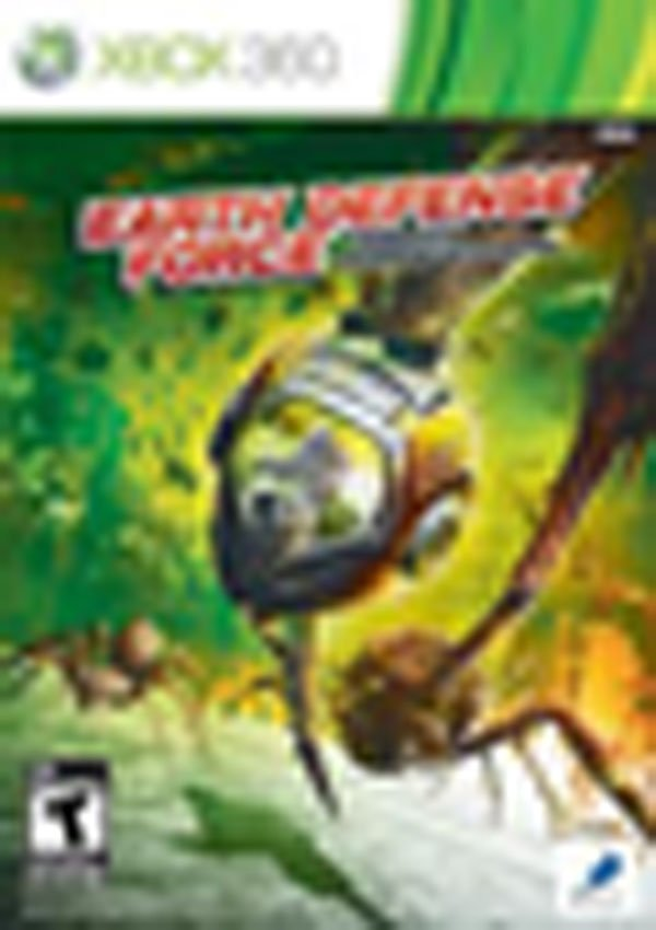 Earth Defense Force: Insect Armageddon Video Game Back Title by WonderClub