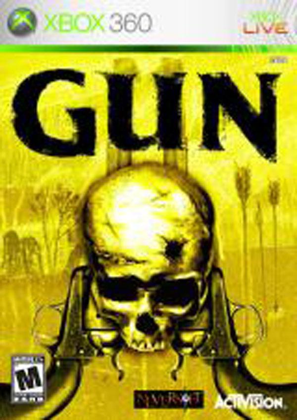 Gun (video Game)