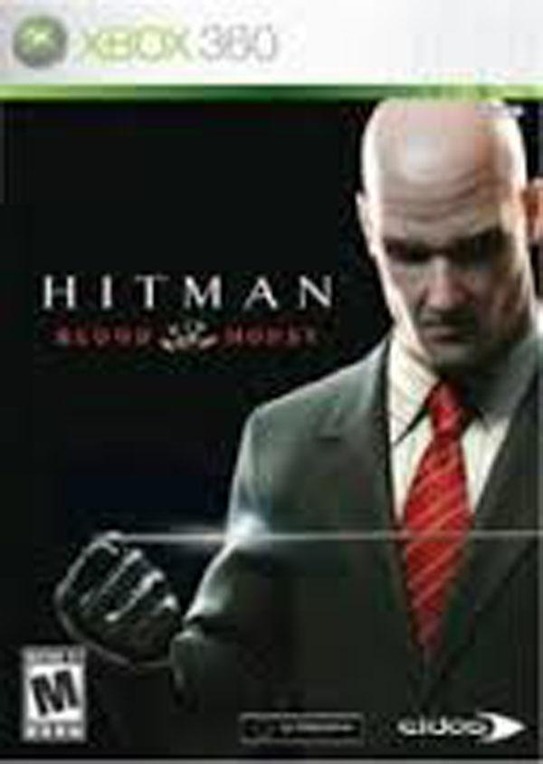 Hitman: Blood Money Video Game Back Title by WonderClub