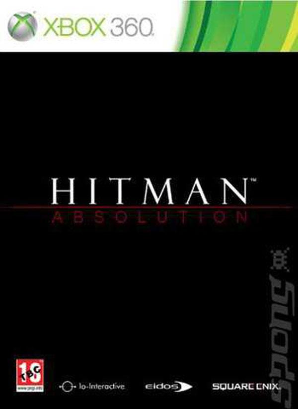 Hitman Video Game Back Title by WonderClub