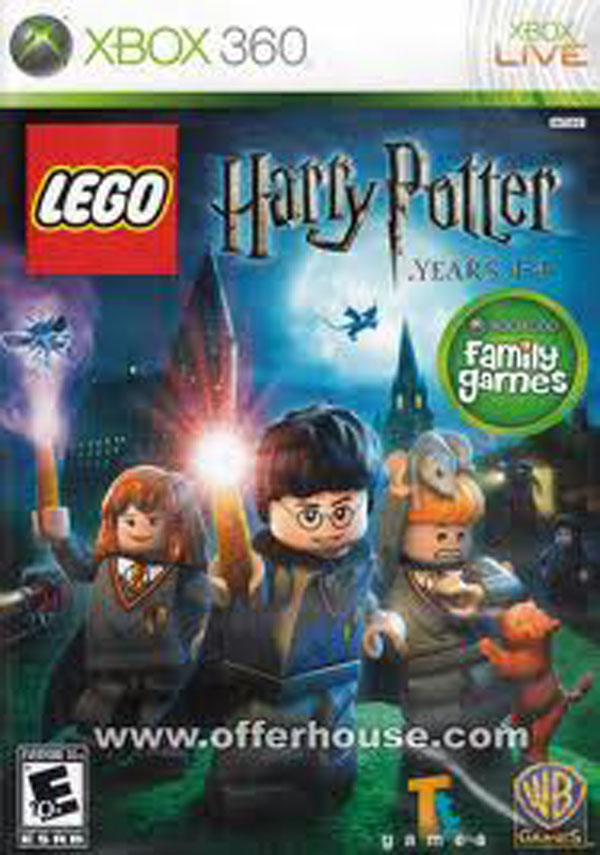 Lego Harry Potter: Years 1�4