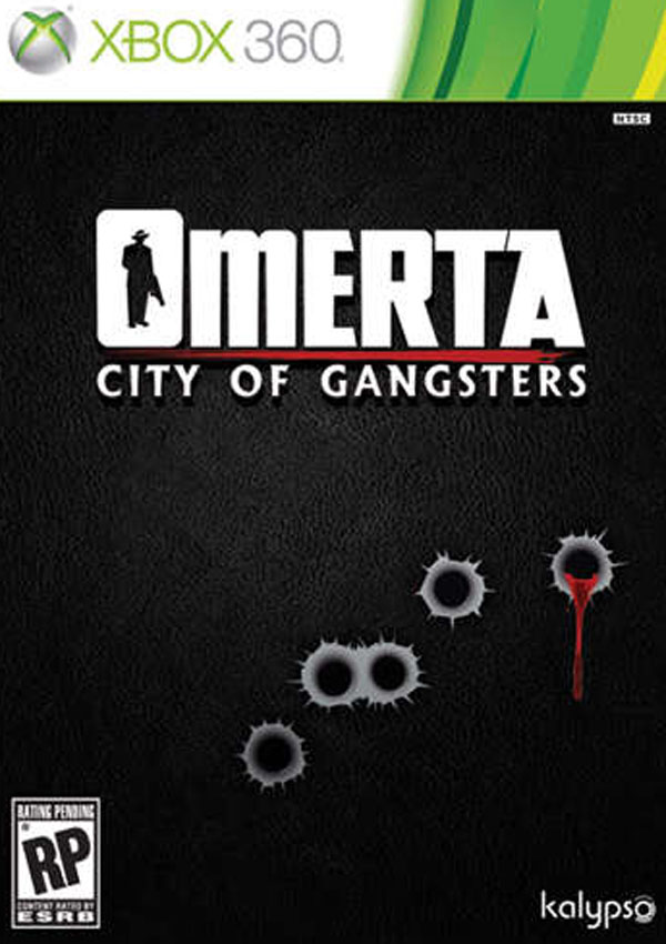 Omerta – City Of Gangsters Video Game Back Title by WonderClub