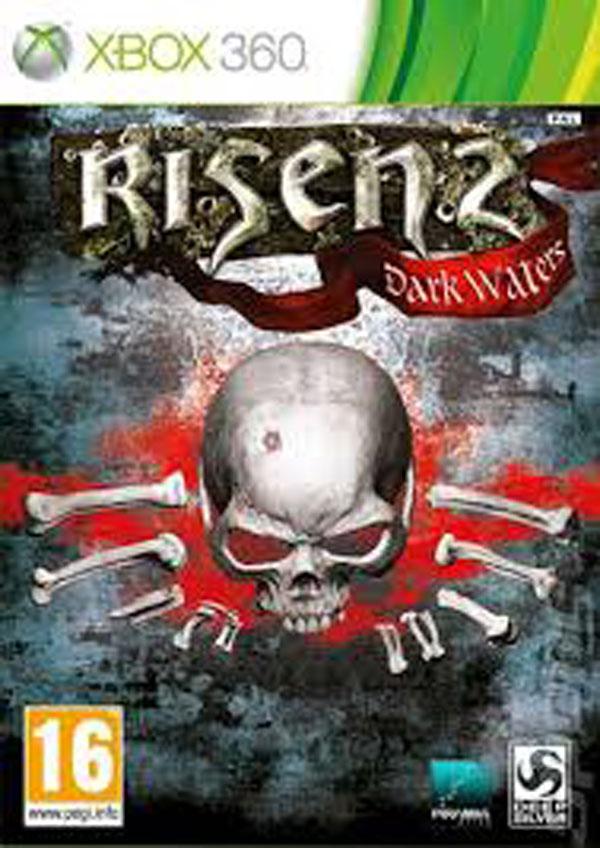 Risen 2: Dark Waters Video Game Back Title by WonderClub