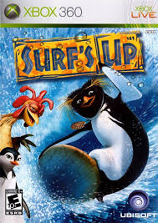 Surf's Up (video Game)