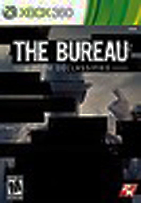 The Bureau: XCOM Declassified Video Game Back Title by WonderClub